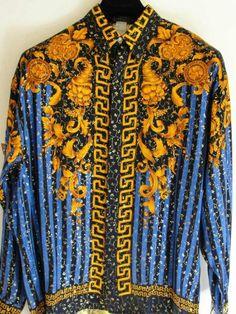 fbbb29a2ba2 19 Best Versace Shirts images
