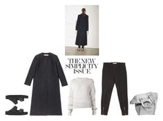 """""""The New Simplicity Issue"""" by junglover ❤ liked on Polyvore featuring Marni, Balenciaga, Acne Studios, Yves Saint Laurent and Birkenstock"""