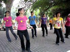 Re chin cha cha 熱情恰恰(Dance & Walk Through)(Oct,2011)