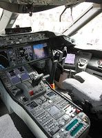 Aerospace and Engineering: Boeing 767 Cockpit Civil Aviation, Commercial Aircraft, Flight Deck, Private Jet, Military Aircraft, Fighter Jets, Train, Airplanes, Airplane Interior