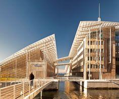 World's Coolest Futuristic Buildings: Tjuvholmen