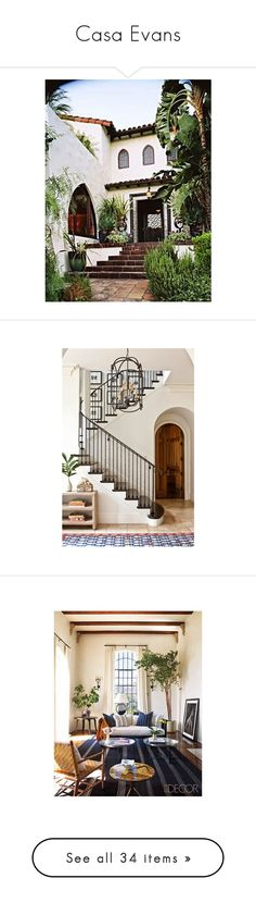 """""""Casa Evans"""" by lemonade-lagoon ❤ liked on Polyvore featuring home, home decor, shay mitchell, people, shay, modeli, furniture, tables, accent tables and pictures"""