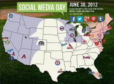 Happy Social Media Day! Thanks for following.