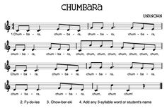 this is a great song to use for a daily warm-up that promotes consonant energy!
