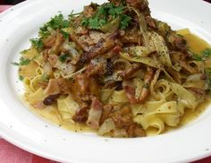 Hungarian Recipes, Pasta Dishes, Spaghetti, Food Porn, Beef, Chicken, Health, Ethnic Recipes, Food Ideas