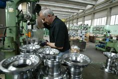 Did you know - Borrani Wire Wheels are still all made by hand?!