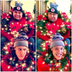 Theo Rossi's awesome Christmas photos. 2013 ♥♥♥ // Juice Ortiz // SOA // Sons of Anarchy // SAMCRO // Redwood Original // Grim Rippers ♥♥♥