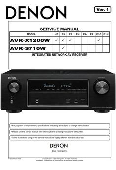 Click on image to download jcb 406 407 408 409 wheel loading shovel denon avr x1200w s710w av receiver original service manual this is the exact fandeluxe Images