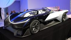 Faraday Future's FFZero1 at CES 2016 offers a glimpse at how the secretive carmaker plans to quickly offer a large range of electric vehicles.