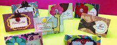 tarjetas personal con nombre hechas a mano - Buscar con Google