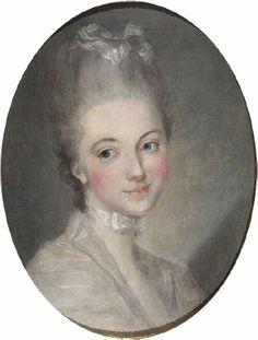 Ludwika Zamoyska (1728–1781)by Anna Rajecka