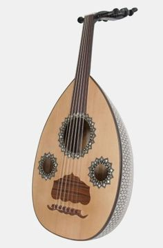 Hand-Crafted-Egyptian-Oud-Ud-Mid-East-instrument-Arab-music