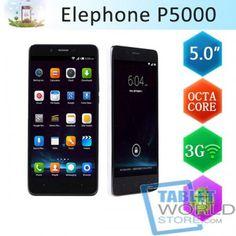 The item is Original Elephone P5000 Smartphone 5350mAh 5.0 Inch FHD Screen MTK6592 Octa Core 2GB 16GB 16MP Camera. It features MTK6592, Cortex A7 octa core, 1.7GHz, 2GB RAM, 16GB ROM, 5.0 inch IPS, capacitive touch screen.