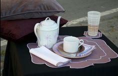 Tea Time on Tiber