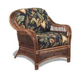 Found it at Wayfair - Tigre Bay Arm Chair and Ottoman