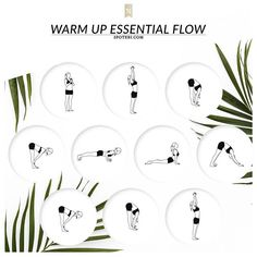 """Spotebi on Instagram: """"Get your yoga on girl  Prepare for today's workout with our Warm Up Essential Flow  http://www.spotebi.com/yoga-sequences/warm-up-flow/…"""""""
