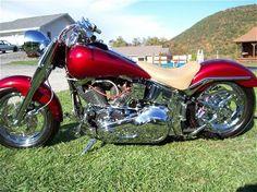 kevhov' 1996 Harley-Davidson FLSTF Fat Boy.