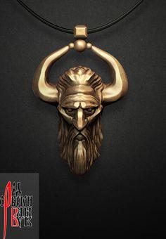 Veles pendant by Kriegerman.deviantart.com on @DeviantArt