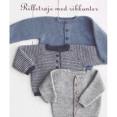 Knitting Pattern Baby Cardigan