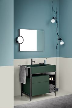 The compact washbasin with a great style: Narciso Mini by Ceramica Cielo