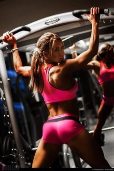 Awesome article on why women should lift weights...HEAVY WEIGHTS.