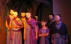 """Actors impress in ancient play, """"The Oedipus Story"""" – The ..."""