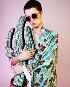 cactus jacket #fashion #pixiemarket