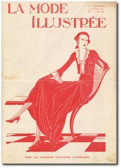 La Mode Illustrée du 3 janvier 1932