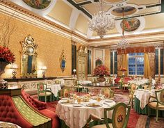 Suvarna Mahal - Royal Indian Fine Dining, Taj Rambagh Palacem Jaipur