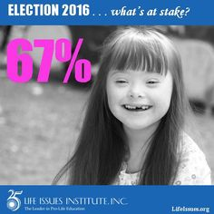 States Pushing to End Down Syndrome Abortions