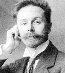 Alexander Nikolayevich Scriabin (1871-1915) a Russian composer and pianist…influenced early in his life by the work of Frédéric Chopin... Later in his career, independently of Arnold Schoenberg, Scriabin developed a substantially atonal and much more dissonant musical system, which accorded with his personal brand of mysticism. Scriabin was influenced by synesthesia, and associated colours with the various harmonic tones of his atonal scale,