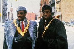 Coming to America...