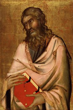 Simone Martini - Saint Andrew, possibly c. 1330