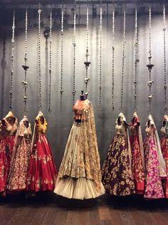 Boutique Interior, Boutique Design, Sari Shop, Pakistani Wedding Outfits, Lehenga Designs, Boutique Stores, Indian Designer Outfits, Store Design, Dream Wardrobes
