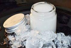 como hacer geles caseros, receta gel  con mentol para piernas, gel para piernas cansadas con mentol