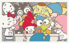 Little Twin Stars Wallpaper 2016 ? Sanrio Wallpaper, Stars Wallpaper, Wallpaper 2016, Hello Kitty Wallpaper, Little Twin Stars, Keroppi, Like Instagram, Instagram Posts, Reds Bbq