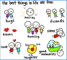 The best things in life are free Baby Barn, Life Is Beautiful Quotes, Inspirational Verses, Magic Words, Study Motivation, Family Love, Best Memories, Kids And Parenting, Funny Images