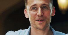 Tom Hiddleston. #TheNightManager Via Twitter.