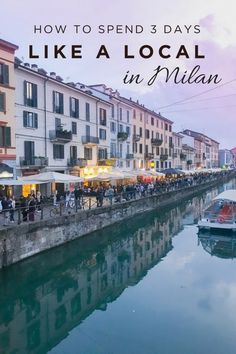 How to Spend 3 Days in Milan – Like a Local. Milan City Guide How To Visit Milan What to See in Milan Visiting Milan Like a Local Milan, Italy Milan Wanderlust Verona, Positano, Palermo, Milan Travel, Milan City, Italy Travel Tips, Travel Destinations, Pisa, Visit Italy
