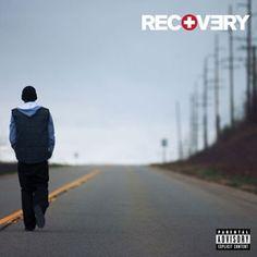 Eminem's Recovery album cover