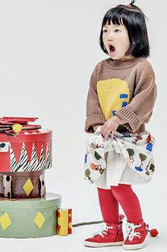 Nadadelazos #playtimeparis #kids #fashion