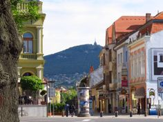 Down Town Nitra Czech Republic, Hungary, Poland, Street View, Explore, Group, Places, Life, Bohemia