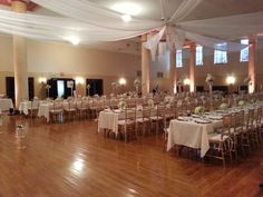 Reception At The Des Moines Scottish Rite Wedding Receptions