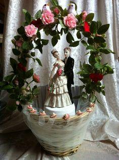 Bedstemors Blog: Sangskjuler til bryllup