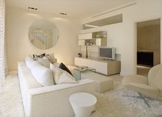 White Living Room Accessories – Re-modeling your Living Room
