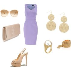 Looking posh Formal Outfits, Virtual Closet, Lilac, My Style, Spring, Baby, Clothes, Fashion, Outfits