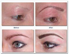 eyebrow permanent cosmetics - Google Search