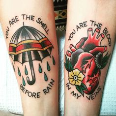 Fuck Yeah, Pop Punk Tattoos! #TraditionalTattoos