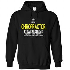 i am a CHIROPRACTOR T Shirts, Hoodies. Get it here ==► https://www.sunfrog.com/LifeStyle/i-am-a-CHIROPRACTOR-4571-Black-22743146-Hoodie.html?57074 $39