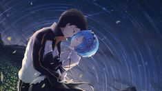 Anime Recommendations, Re Zero, Another World, Life, Character, Lettering